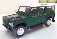 Land Rover Defender 110 Estación LWB TDI TD5 Oxford Cararama Escala 1:43 VERDE