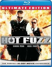Hot Fuzz [New Blu-ray] Ac-3/Dolby Digital, Dolby, Digital Theater System, Dubb