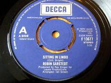"ROBIN SARSTEDT - SITTING IN LIMBO  7"" VINYL"