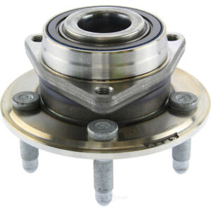 Axle Bearing and Hub Assembly-C-TEK Hubs Rear,Front Centric 401.62002E