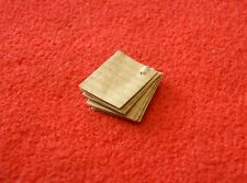 Dolls House Miniature 1:24th Scale 6 x Brown Paper Bags