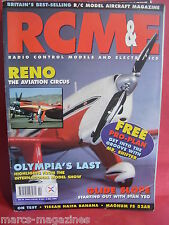 RCM&E 1999 VOL 42 # 2 MR SHIFTER PRO PLANS RENO AIR RACE SARAH MORRIS MUSTANG