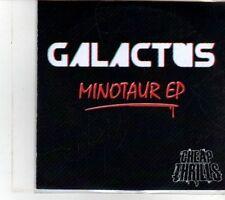 (DS197) Galactus, Minotaur EP - DJ CD