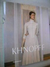 Fernand Khnopff ou l'ambigu poétique Flammarion 1995 Michel Draguet Symbolisme