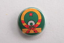 "Peoples Republic of Benin Coat of Arms Communist Africa 1"" Button Badge Pin"