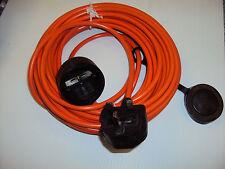 Alko Tondeuse Câble Électrique 2 Broches Prise Euro 16 Mètre 240V Efco Wolf
