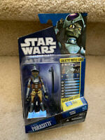 "STAR WARS Clone Wars - Cato Parasitti 3.75"" Action Figure NEW #CW37"