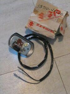 SUZUKI PE250/PE175 TAIL LAMP HOUSING/HARNESS NOS!