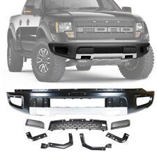 8 PCS Front Bumper Grille Kit fits Ford  F-150 SVT Raptor 10 - 14 AL3Z17B968AA
