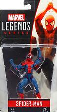 """MARVEL LEGENDS SERIES MARVEL`s SPIDER-MAN 4"""" INCH/ 10cm ACTIONFIGURE VON HASBRO"""