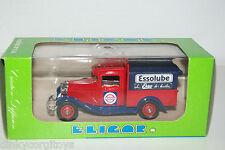 ELIGOR 1069 FORD V8 PICK-UP BACHE 1933 ESSO MINT BOXED RARE SELTEN RARO