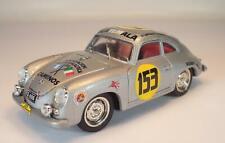 Brumm 1/43 Porsche 356 Coupe (1952) Startnummer 153 Carrera Mexico #4206