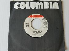 "BUDDY MILES - We Got Love 1974 MONO / STEREO PROMO 7"" Soul"
