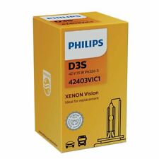 1x D3S Philips Vision Xenon HID Headlight Car Bulb 4400K 42403VIC1