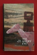 THE ANGRY EYE by Max Harris - Intro by Rupert Murdoch (Hardcover/DJ, 1973)