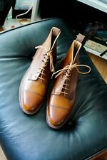 CROCKETT AND JONES X PEAL AND CO/BROOKS BROTHERS - Coniston Boots UK 8E US 9D