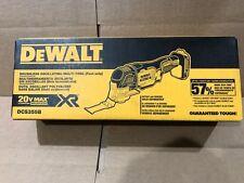 Dewalt DCS355B 20-Volt-Max Brushless-Oscillating Multi Tool Bare Tool Only B/NEW