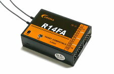 Corona RC Model R14FA FASST Compatible 2.4GHz R/C Hobby Receiver RV120