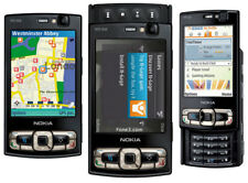BRAND NEW NOKIA N95 8GB SIM FREE PHONE - BLUETOOTH - 5MP CAM - WIFI - 3G - RADIO