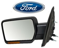 NEW Ford F-150 2009-2010 Driver Left Side Mirror Power Heated Signal Genuine