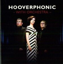 HOOVERPHONIC - WITH ORCHESTRA  (CD) Sealed