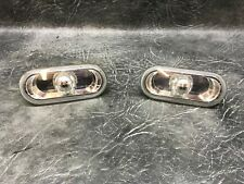 2006 SEAT ALHAMBRA 1.9 TDI 5DR PAIR OF WING INDICATOR SIDE MARKER REPEATER LIGHT