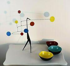 STABILE MOBILE ART TABLE TOP MODERN SCUPLTURE MID CENTURY DESIGN 50's N°8 SolaR