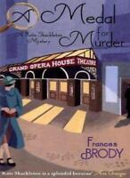 A Medal for Murder. Frances Brody (Kate Shackleton Mysteries) By Brody, Frances