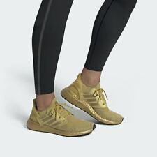 OFERTA! ADIDAS ULTRABOOST 20 RUNNING SNEAKERS,Zapatillas, gold, 42EU, 8.5US, 8UK