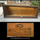 """Antique Macey Oak Stack / Barrister Bookcase 15""""H Section D Size"""