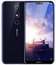"Nokia X6 Snapdragon 636 6gb 64gb Huella Dactilar Dni 16mp 5.8"" Android 4g Móvil"