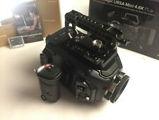 New ListingBlackmagic Ursa Mini 4.6K Pl + Davinci 256Gb Cfast 98Wh Batt. & More Used Once!