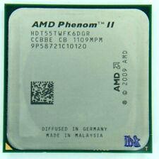AMD Phenom II X6 1055T 2.8GHz Six Core (HDT55TWFK6DGR) Processor w/Grease