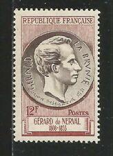 00X) FRANCE 1955** CENT. GÉRARD LABRUNIE - Yv. 1043 (MNH)