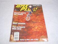 NOS ORIGINAL BMX PLUS MAGAZINE FEBRUARY 2001 VOL. 24 NO. 2