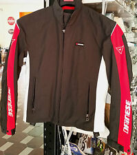 GIACCA G. TRON TEX DAINESE 173496537904 ANATRICITE ROSSO TG 42 SPRING JACKET