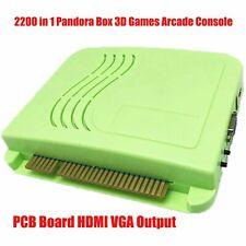 Pandora's Box 2200 in1 Arcade Classical Game Console PCB Board JAMMA HDMI VGA