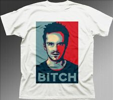 Jesse pinkman bitch breaking bad Obama Crystal T-shirt Imprimé meth 9656