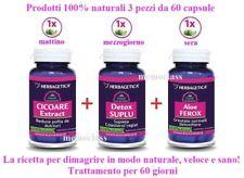 Estratto di Cicoria + Aloe ferox + Detox Slim dimagrire 100% naturale perdi peso