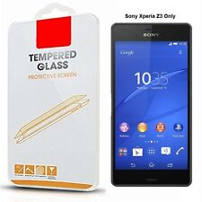 Tempered Glass Mobile Phone Screen Protector For Sony Xperia Z3