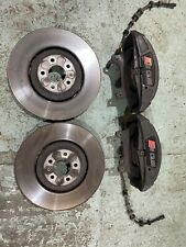 AUDI SQ5 2013 FRONT BRAKE KIT DISC CALIPERS
