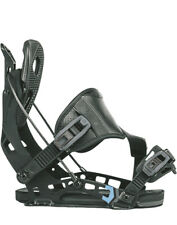 FLOW NX2 Hybrid Black Snowboard Bindings NEW XL (11-15)