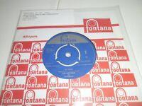 "Rog Whittaker The Sinner b/w Settle Down 7"" Vinyl Single 1963 Fontana TF 393"