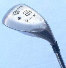 SPALDING EXECUTIVE Hybrid 8 IRON Right Hand Fat Golf Club Medium Flex R Steel Xe
