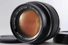【AB Exc+】 Olympus OM-SYSTEM E.ZUIKO AUTO-T 100mm f/2.8 MF Lens From JAPAN #2500