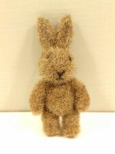 Wang'S International Crafts Fuzzy Bunny Figurines Set Of 3 Nos Ea4408 Rabbit