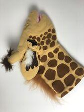 Melissa and Doug Giraffe Hand Puppet
