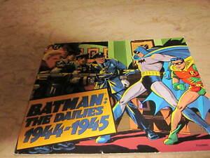 Batman The Dailies 1944-1945