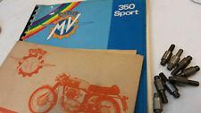 Colonnina Frizione  MV AGUSTA  350 B Sport,  Ipotesi, (1972/75) art 21107004000