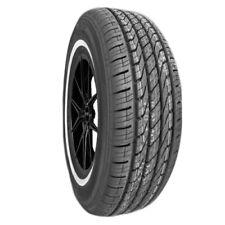 4-215/75R15 Toyo Extensa A/S 100S White Wall Tires
